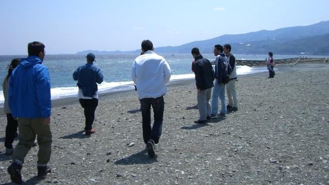 OBS-JALT2006-1日目:冒険教育リーダー研修69日間の合宿へ!