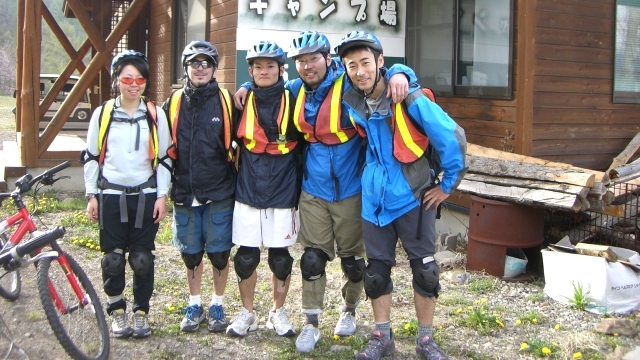OBS-JALT2006-5日目:次は長野へ自転車で100キロ!