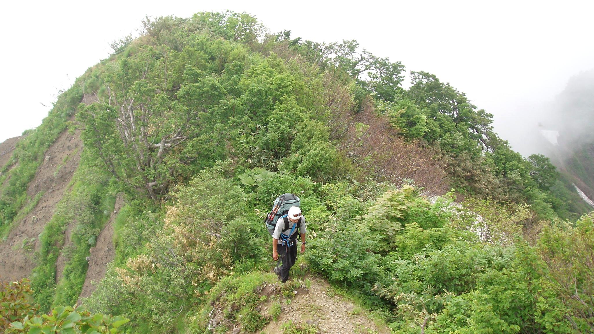 OBS-JALT2006-55日目:登山遠征最終日は、日没寸前に到着!