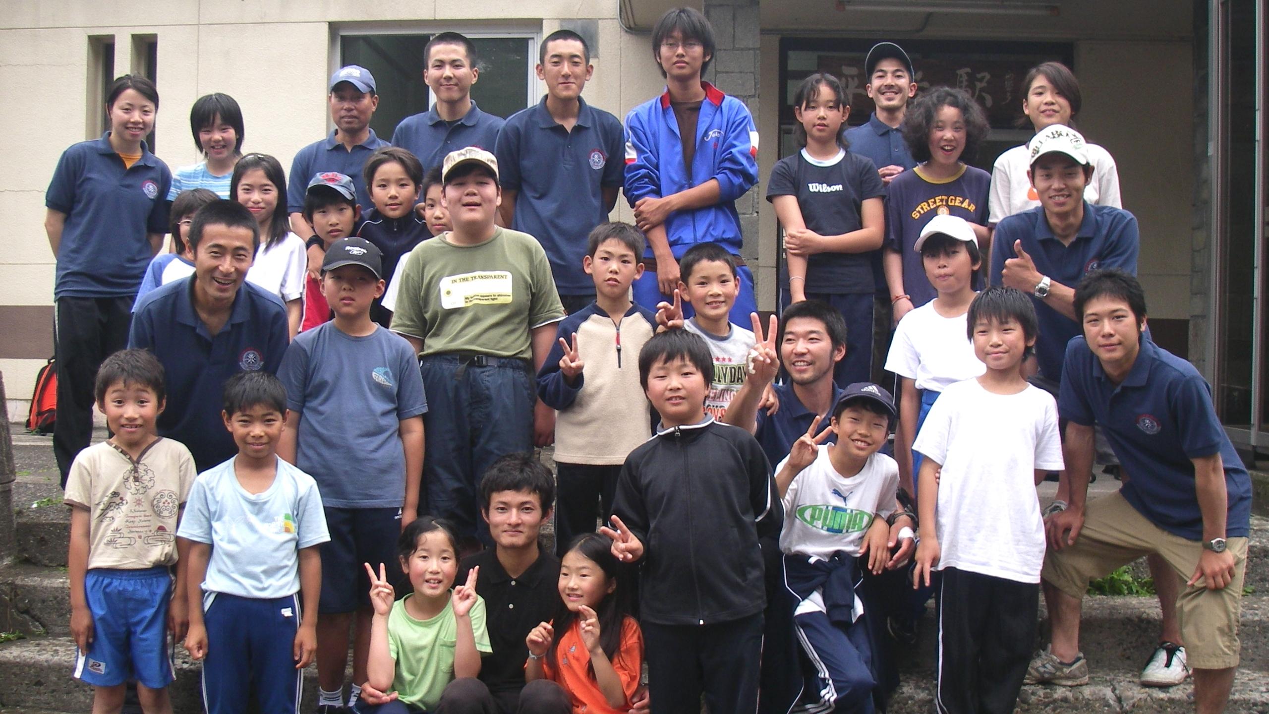 OBS-JALT2006-67日目:指導実習無事終了!子供の可能性に感動!笑顔でお別れ