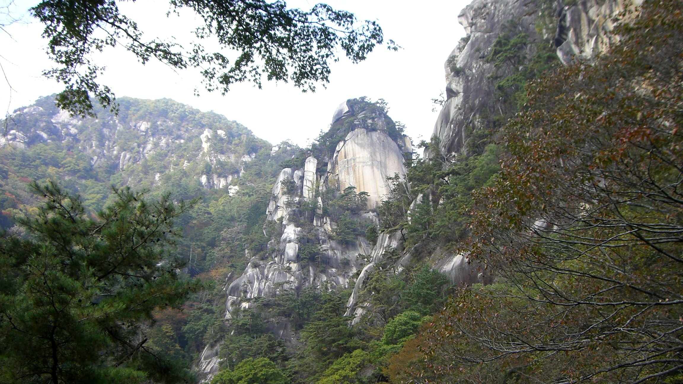 山梨の風水スポット・昇仙峡でリフレッシュ