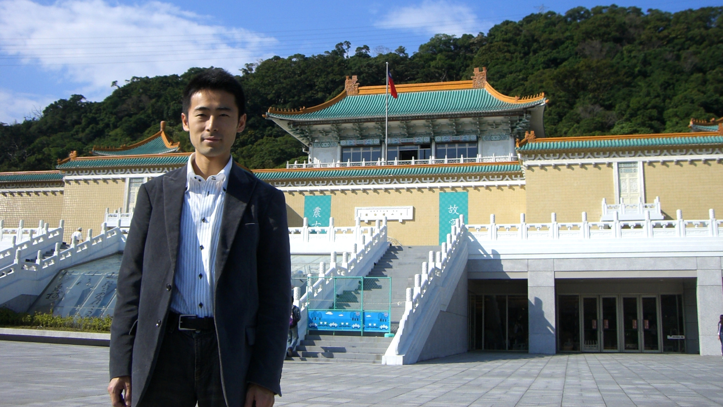 世界四大博物館の「故宮博物院」と高層ビルで有名な「台北101」へ!