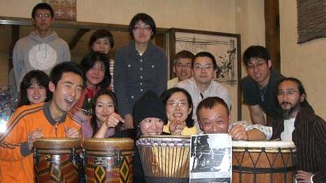 Drum for Fun ワークショップにてユニバーサルリズムを楽しむ!