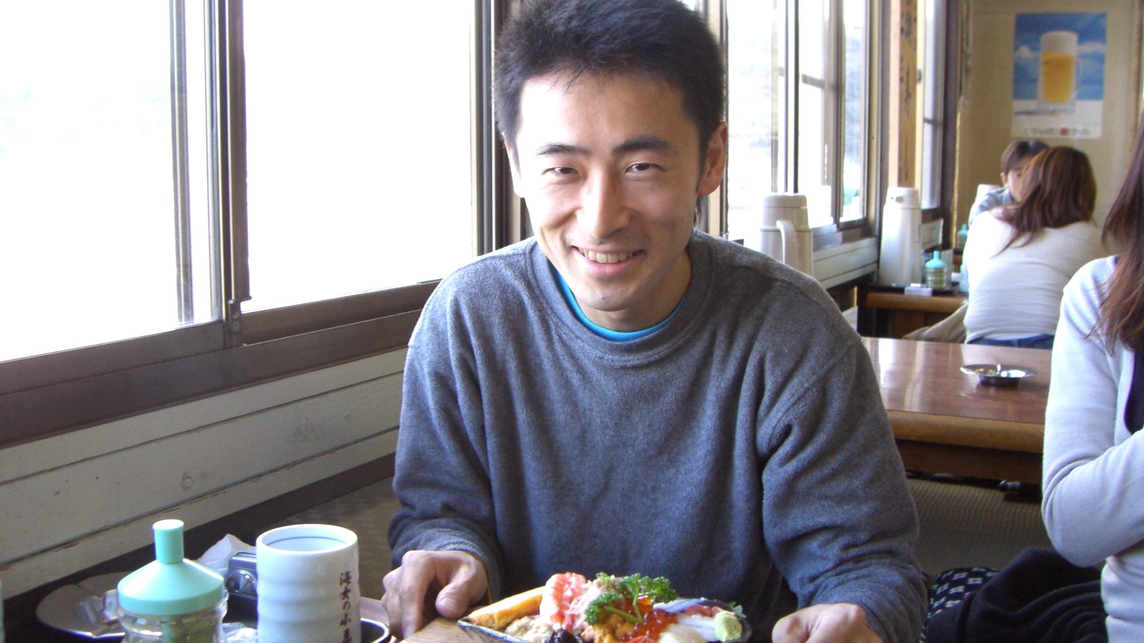 【ワクワク新年会-2007】前泊は伊豆の海鮮料理と温泉へ!