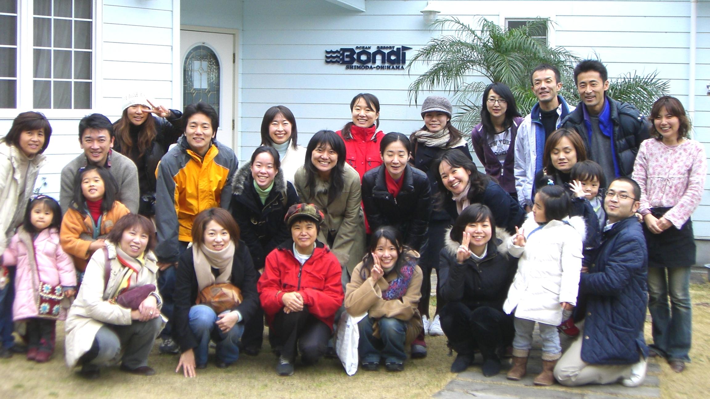 【ワクワク新年会-2007】2日目@伊豆下田にて!