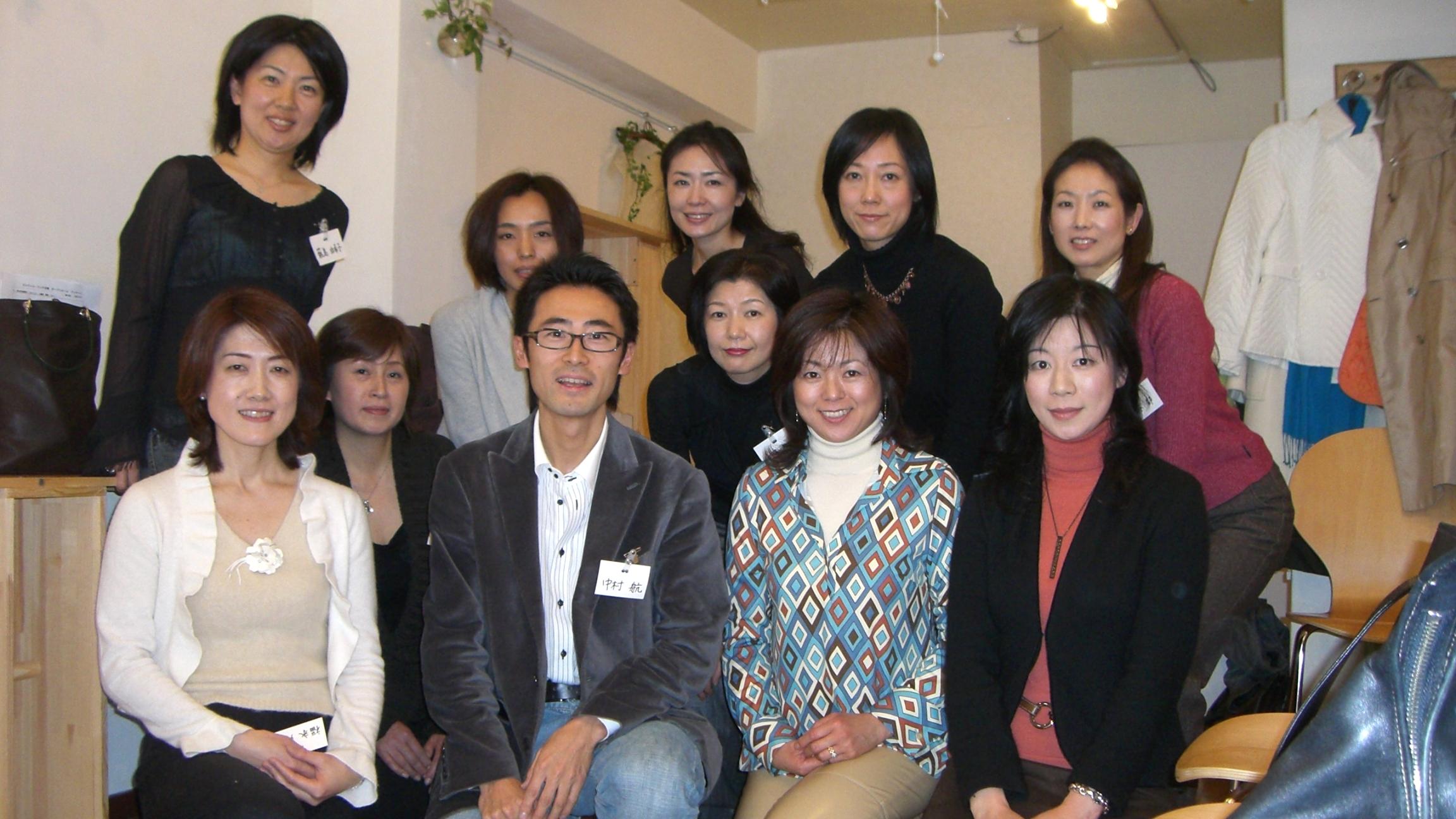 元CA(キャビン・アテンダント)さん向けの起業ワークショップ開催!