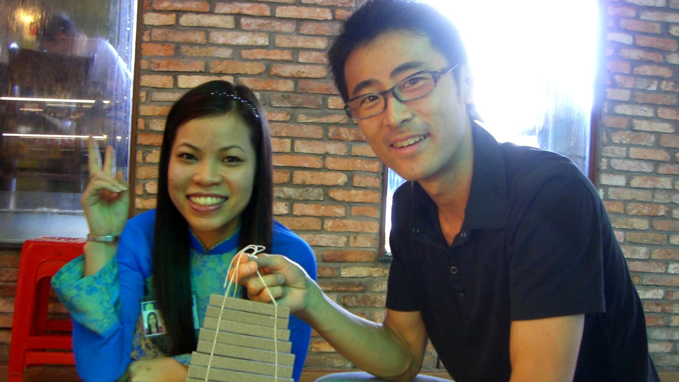 ベトナム5日目:ホーチミンの街歩きで楽器を買う!