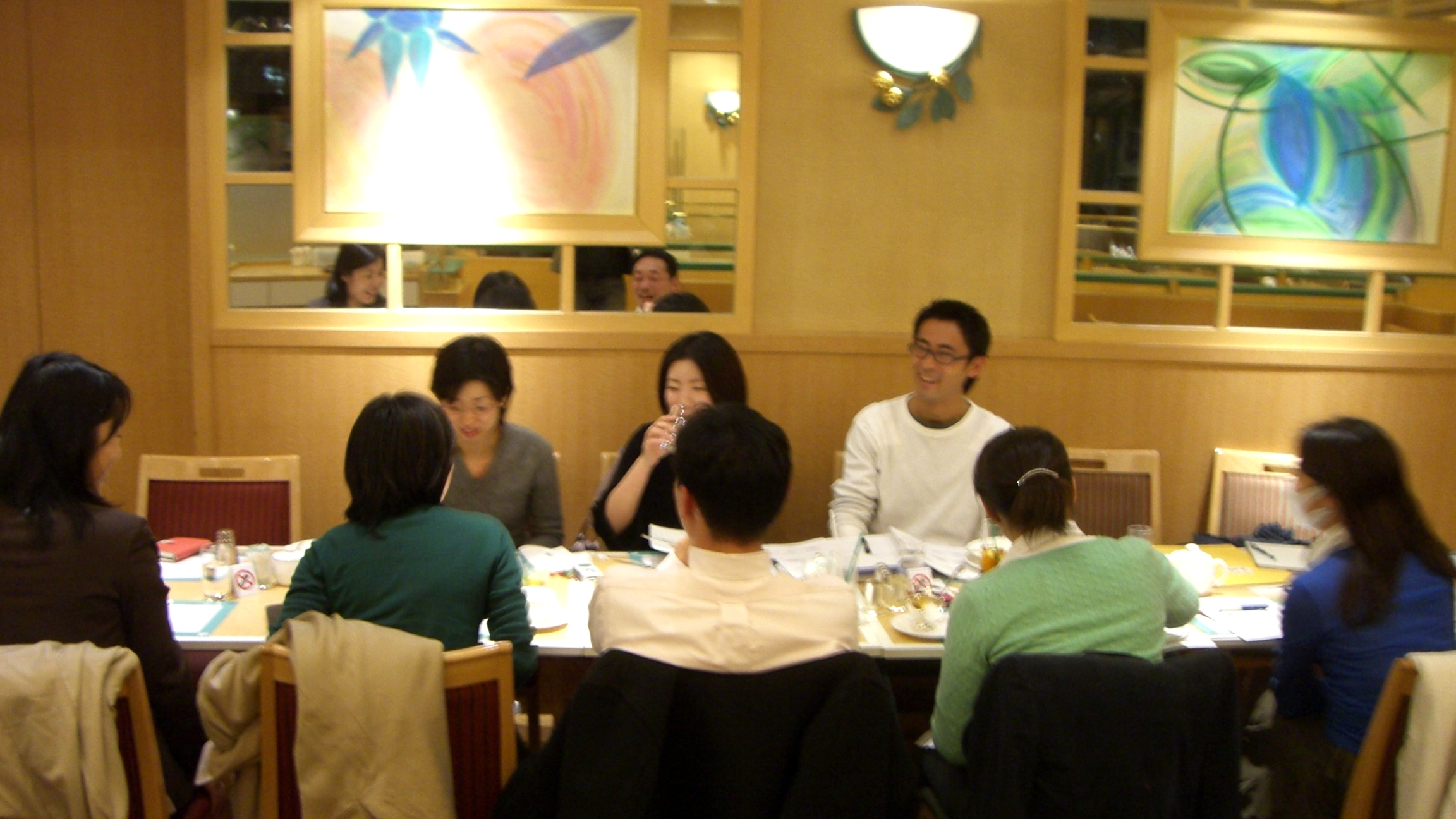 2年ぶりパラサイヨ・コーチングワークショップを2年ぶりに開催予定で打合せ。