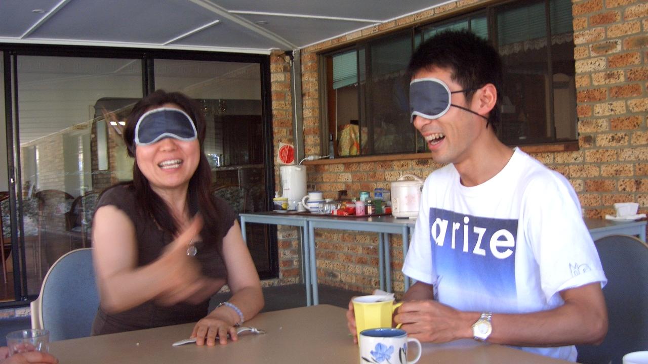 オーストラリア4日目:セミナーのテーマは「視点が変わると経験の質が変わる」!