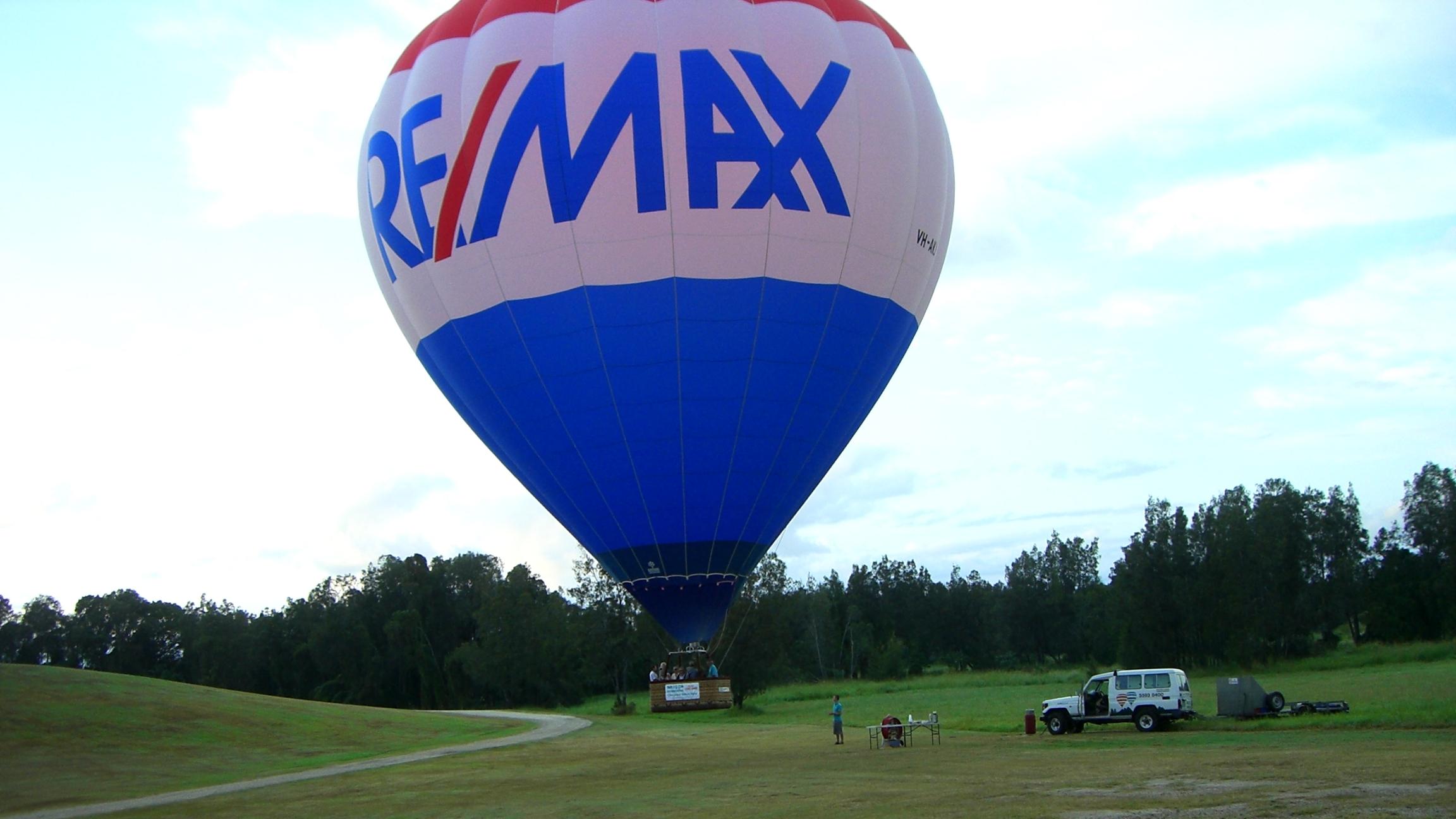オーストラリア8日目:気球に乗って朝のゴールドコースト上空を空中散歩!