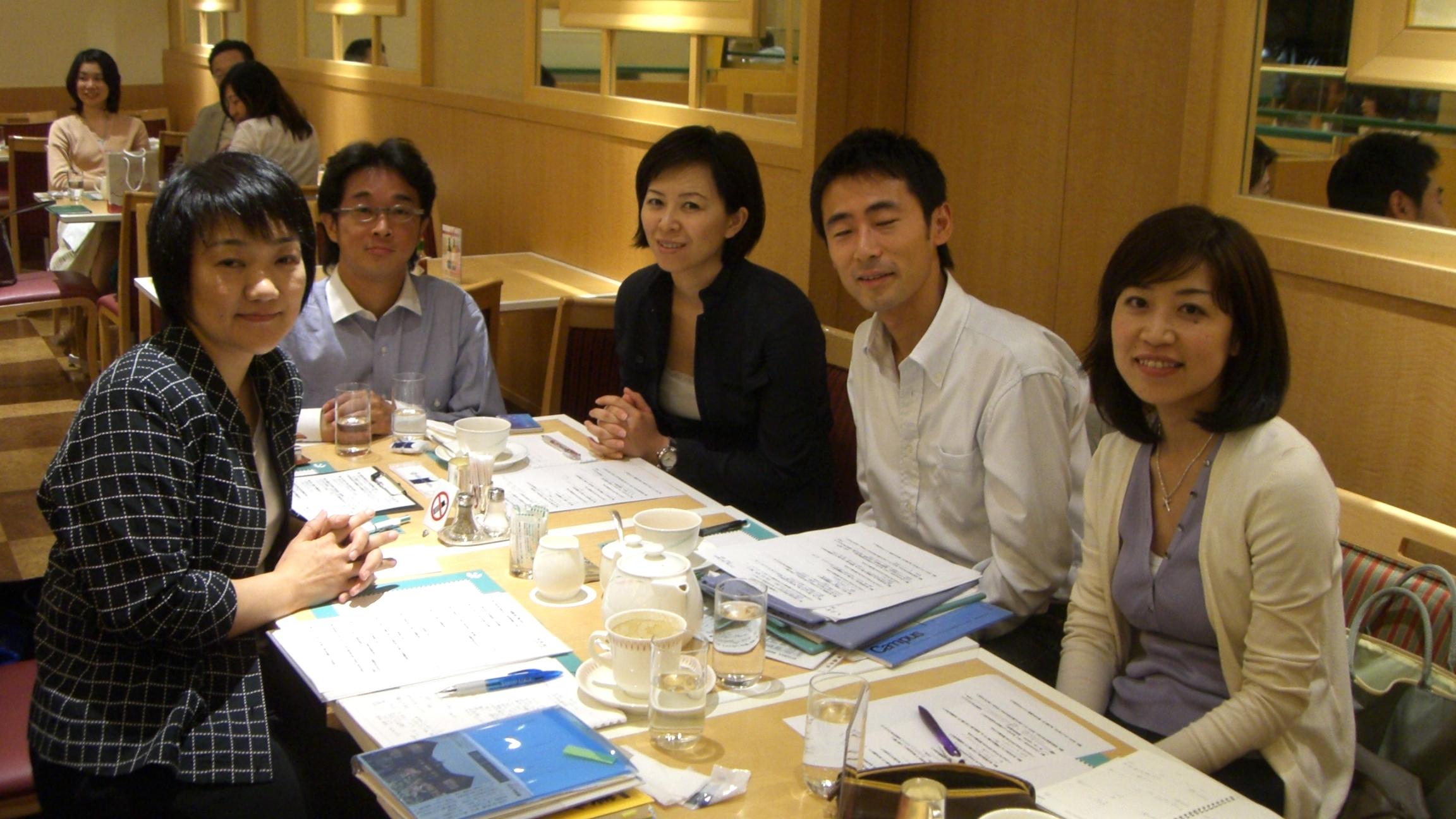 新企画「プレ起業の会」を開催!
