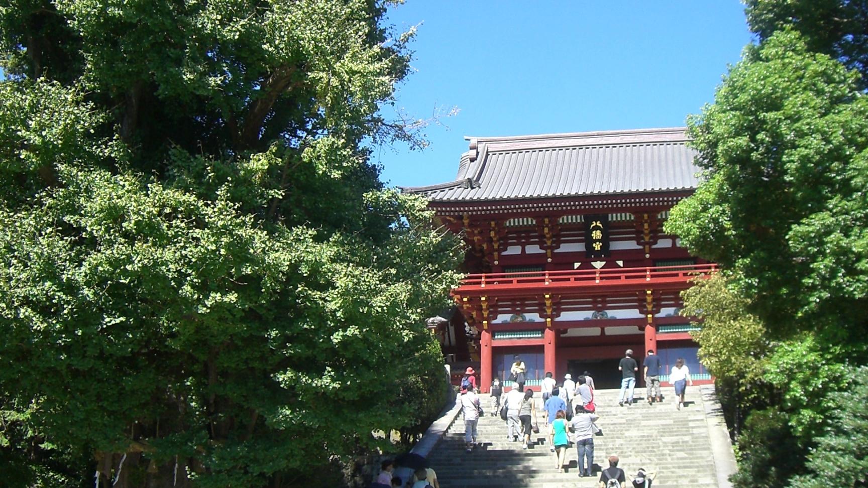 【鎌倉にて】建築家レーモンド夫妻の足跡の企画展に感銘を受けました!