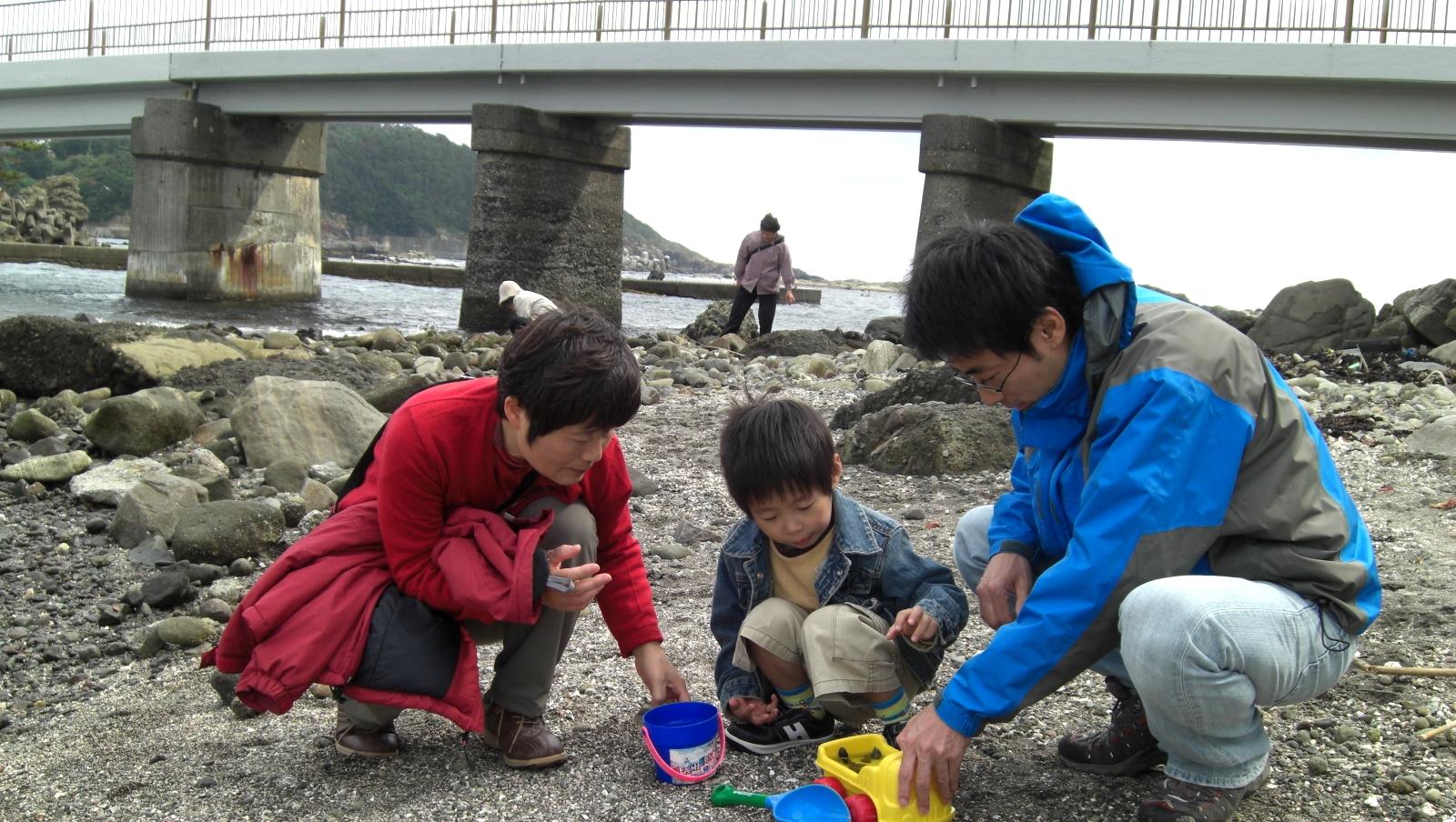 【祖母の85歳祝い伊豆旅行2日目】須崎・恵美須島と下田海中水族館へ