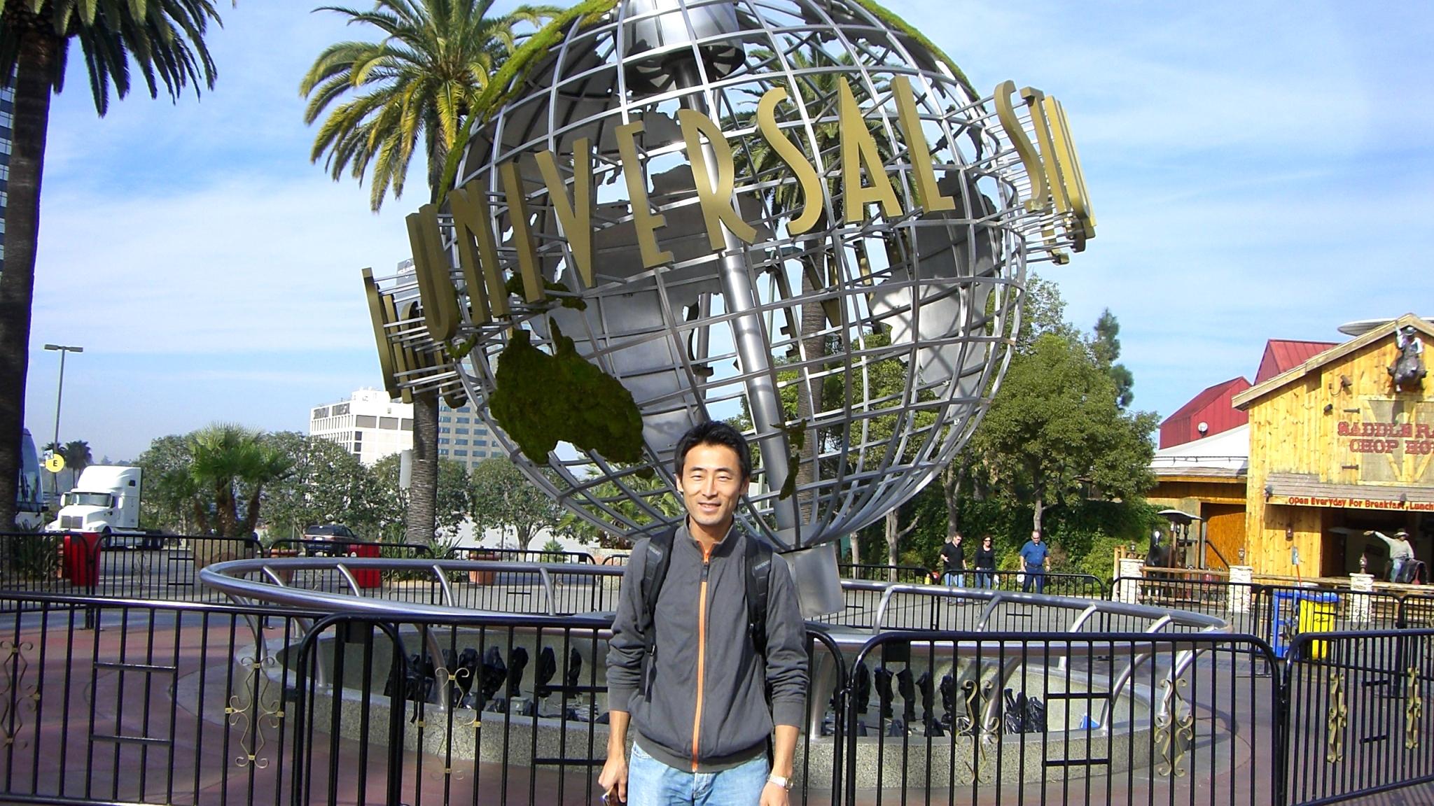 【LA5日目】ユニバーサルスタジオとハリウッドへ!