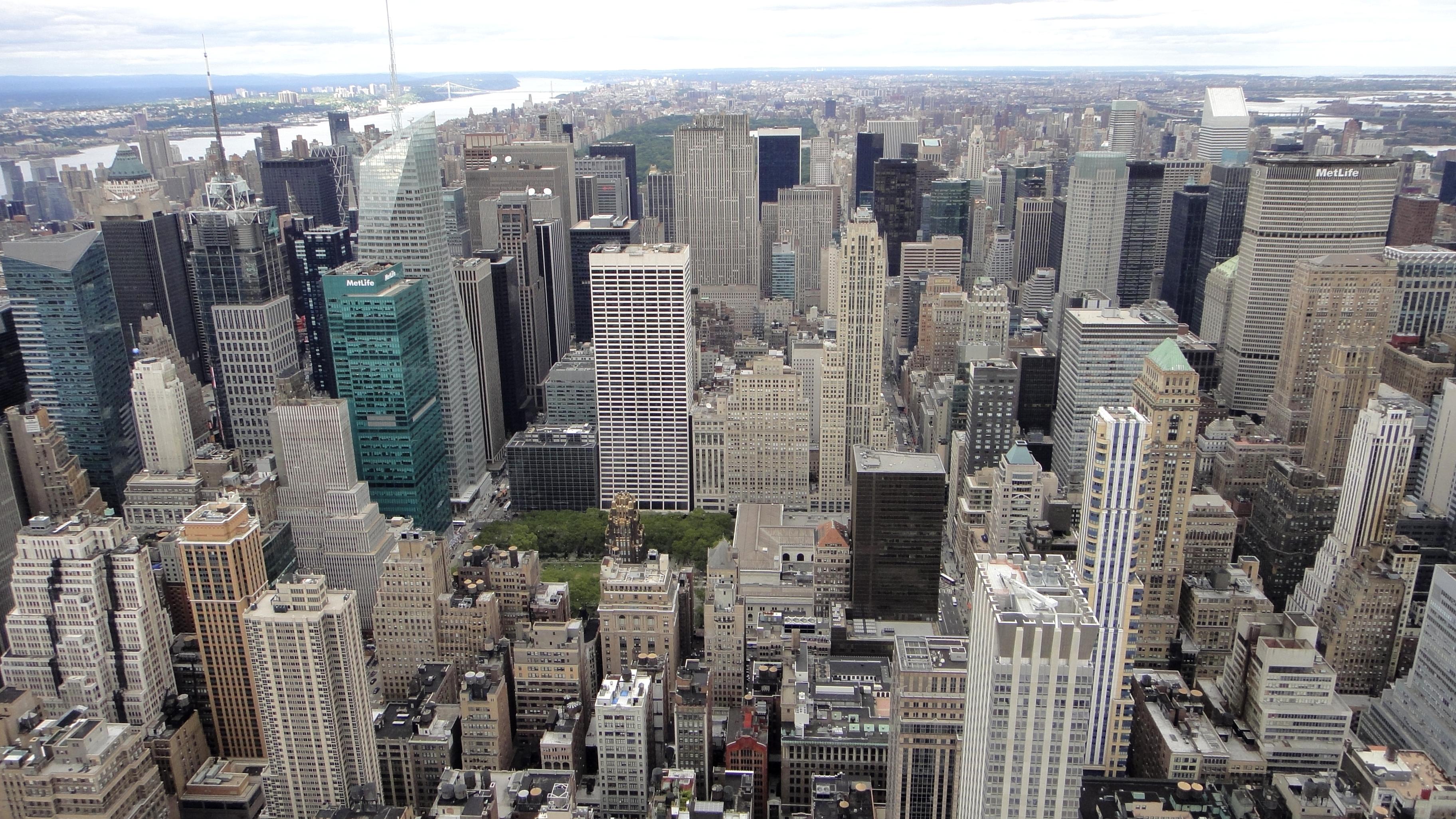 【NYツアー1日目】あなたなら何に惹かれるか?マンハッタンの中心へ!