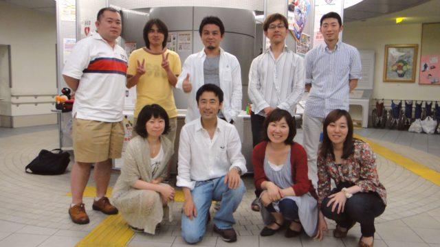 NLPコミュニケーション心理学セミナー第3期6講@浜松町by青葉航