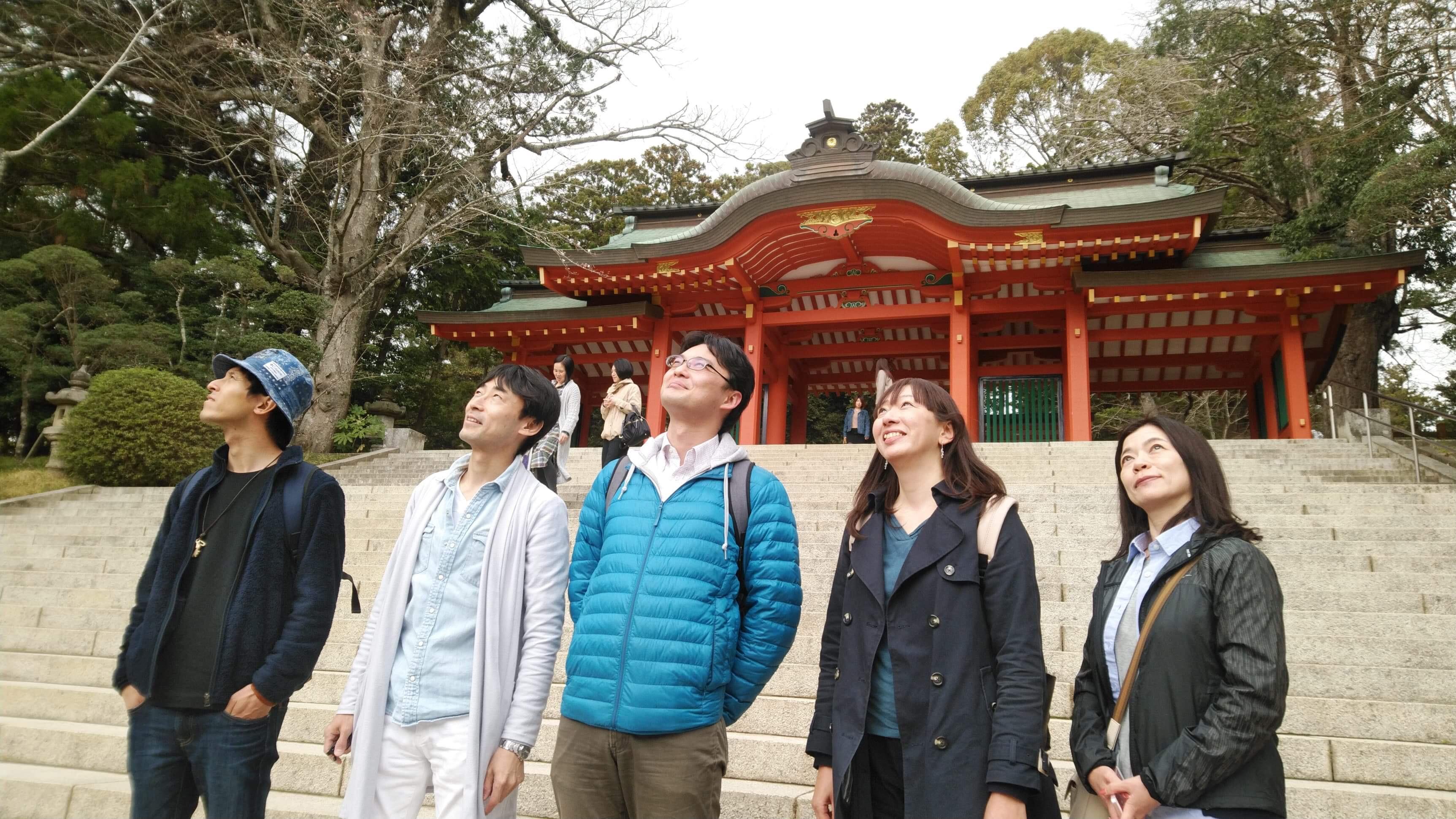 【風水1日ツアー】第9回は東国三社巡り&銚子の海鮮・温泉へ